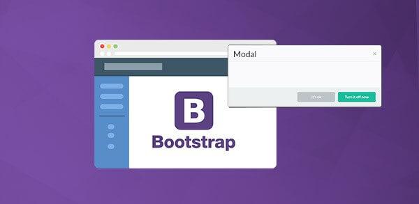 Como criar modais no Bootstrap