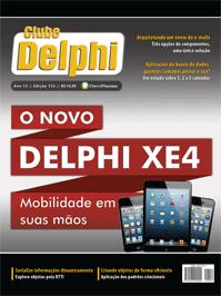 Revista ClubeDelphi 152
