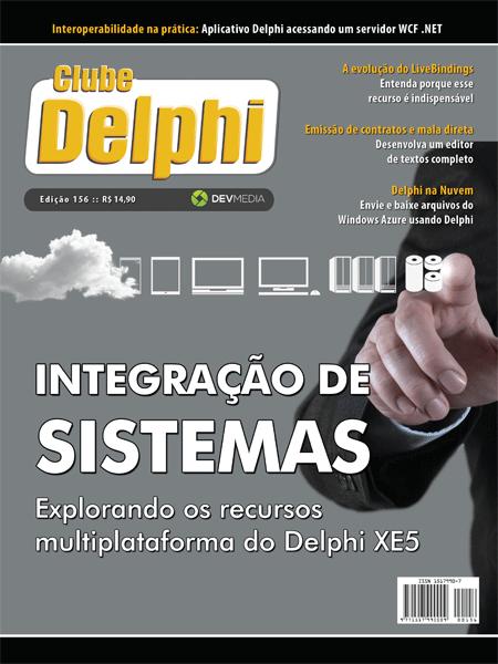 Revista ClubeDelphi 156