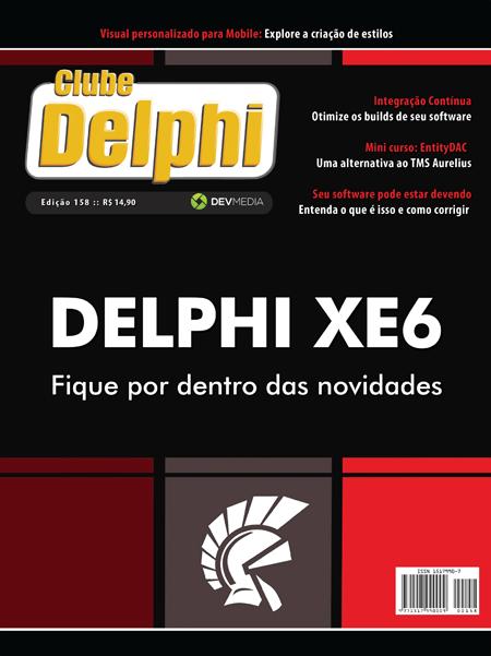 Revista ClubeDelphi 158