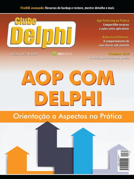Revista ClubeDelphi 160