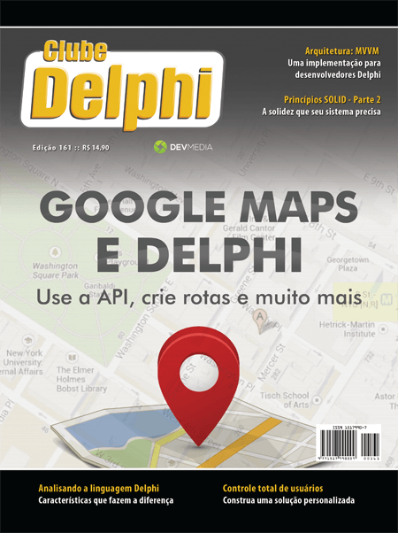 Revista ClubeDelphi 161