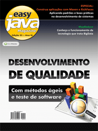 Revista easy Java Magazine 31