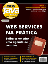 Revista easy Java Magazine 32
