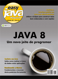 Revista easy Java Magazine 34