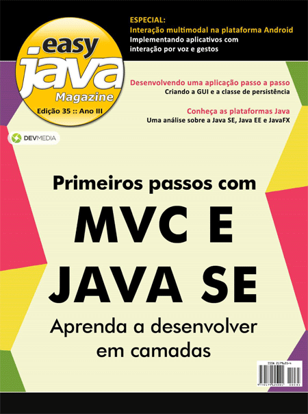 Revista easy Java Magazine 35