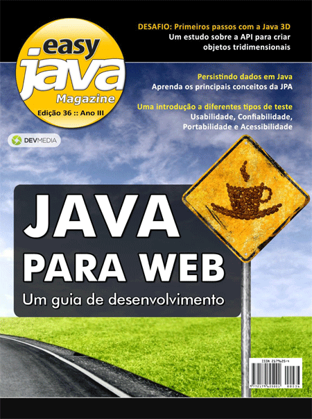 Revista easy Java Magazine 36
