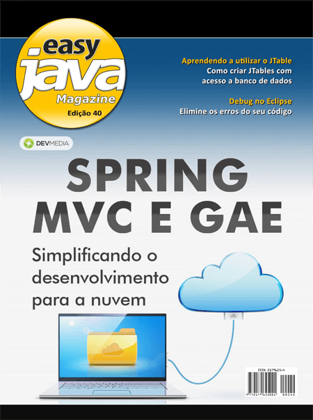 Revista easy Java Magazine 40