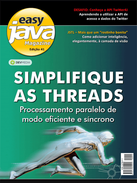 Revista easy Java Magazine 41