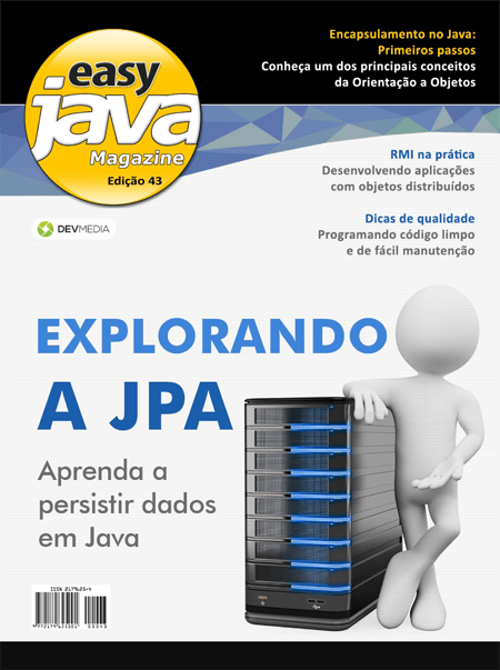 Revista easy Java Magazine 43