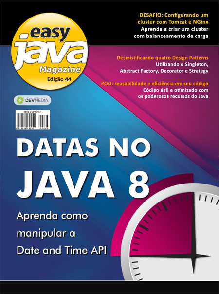 Revista easy Java Magazine 44