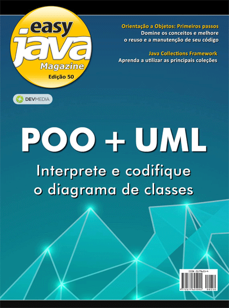 Revista easy Java Magazine 50