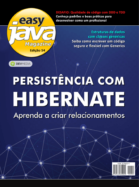 Revista easy Java Magazine 54