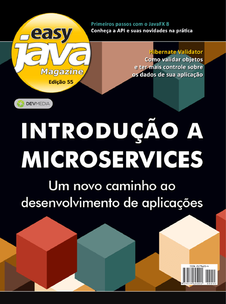 Revista easy Java Magazine 55
