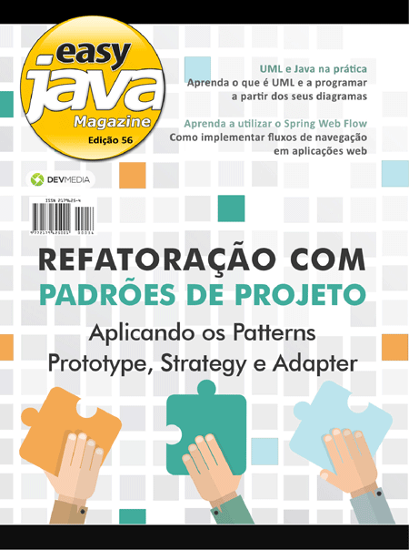 Revista easy Java Magazine 56