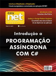 Revista easy .Net Magazine 30