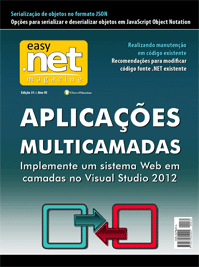 Revista easy .Net Magazine 31