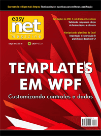 Revista easy .Net Magazine 33