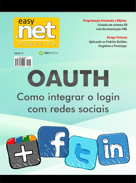 Revista easy .net Magazine 37