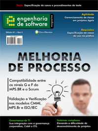 Revista Engenharia de Software Magazine 61