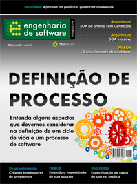 Revista Engenharia de Software Magazine 62