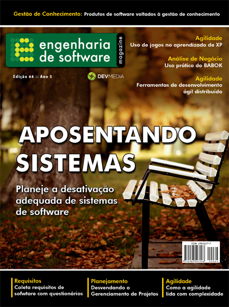 Revista Engenharia de Software Magazine 64