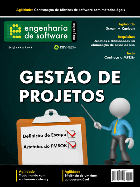 Revista Engenharia de Software Magazine 65