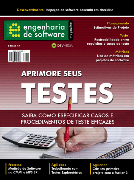 Revista Engenharia de Software Magazine 67