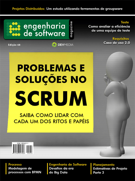 Revista Engenharia de Software Magazine 68