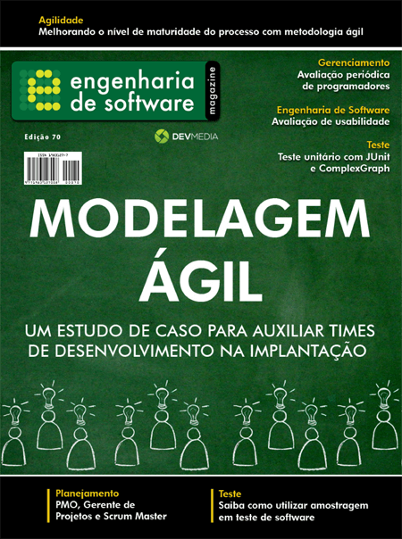 Revista Engenharia de Software Magazine 70