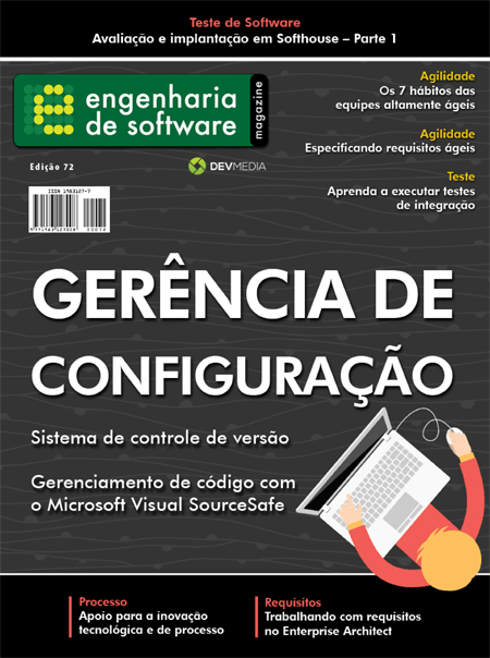 Revista Engenharia de Software Magazine 72