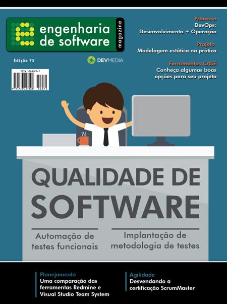 Revista Engenharia de Software Magazine 73