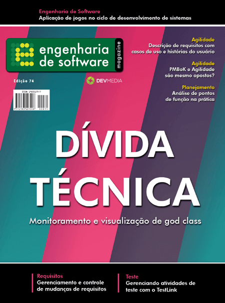 Revista Engenharia de Software Magazine 74