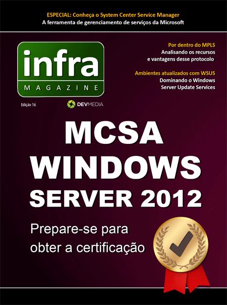 Revista Infra Magazine 16