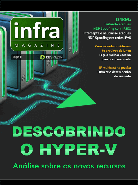 Revista Infra Magazine 18