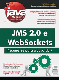 Revista Java Magazine 117