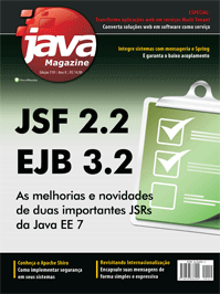 Revista Java Magazine 119