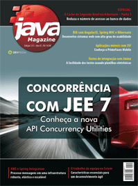 Revista Java Magazine 121