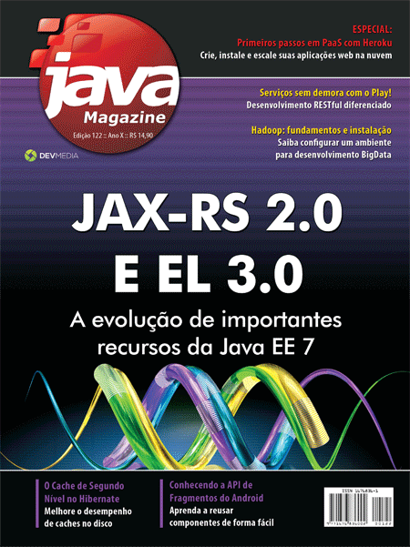 Revista Java Magazine 122