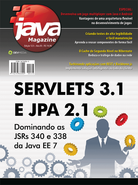 Revista Java Magazine 123
