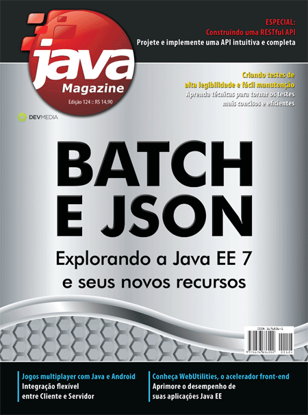 Revista Java Magazine 124