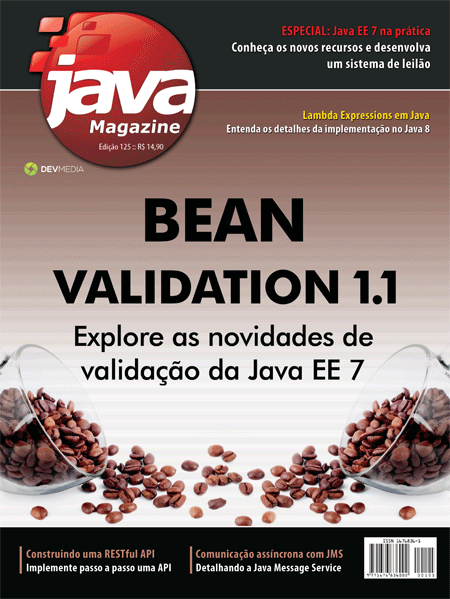 Revista Java Magazine 125