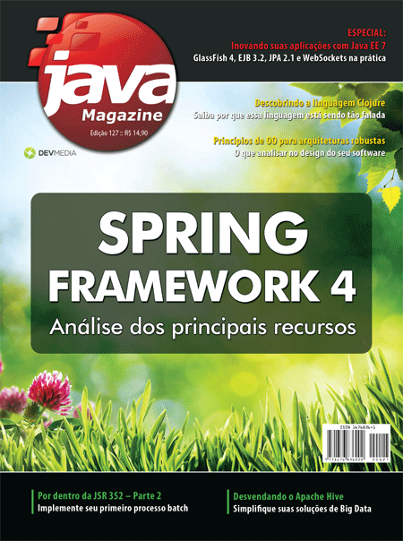 Revista Java Magazine 127