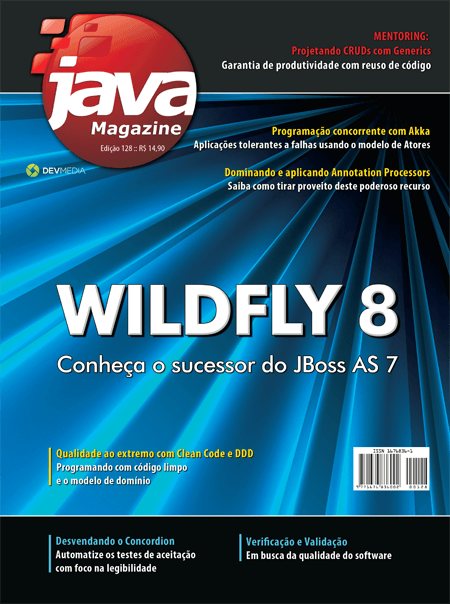 Revista Java Magazine 128