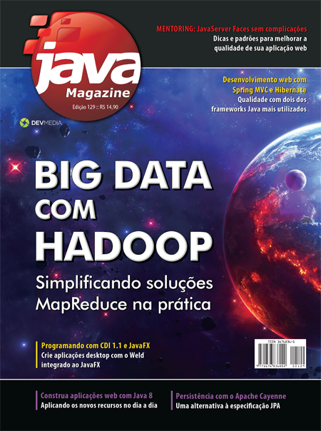 Revista Java Magazine 129