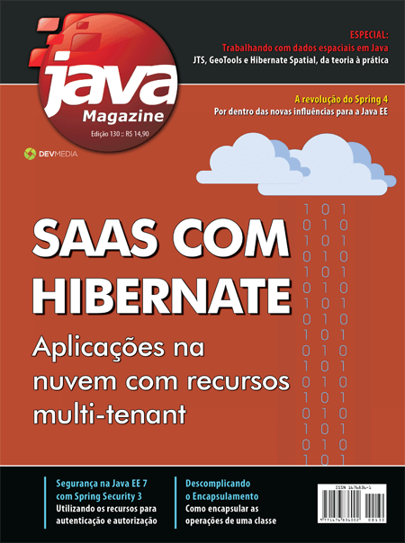 Revista Java Magazine 130