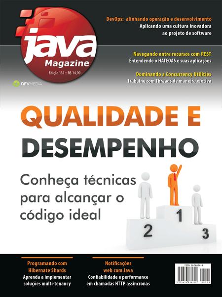 Revista Java Magazine 131