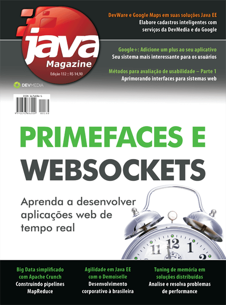 Revista Java Magazine 132