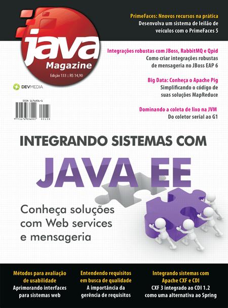 Revista Java Magazine 133