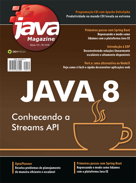 Revista Java Magazine 135
